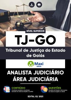 Apostila Digital em PDF do Tribunal de Justiça do Estado de Goiás - TJ-GO
