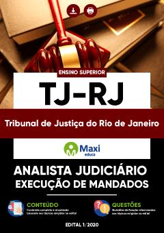 Apostila Digital em PDF do Tribunal de Justiça do Estado do Rio de Janeiro - TJ-RJ