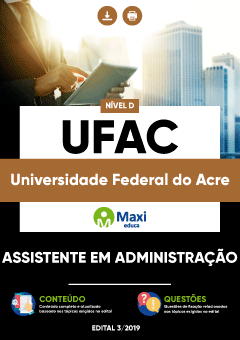 Apostila Digital em PDF da Universidade Federal do Acre - UFAC
