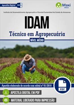 Técnico em Agropecuária - Agrícola