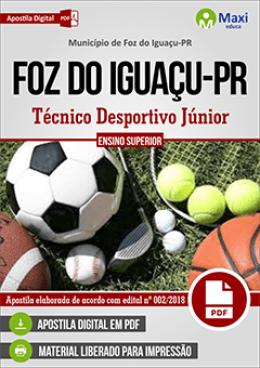 Técnico Desportivo Júnior