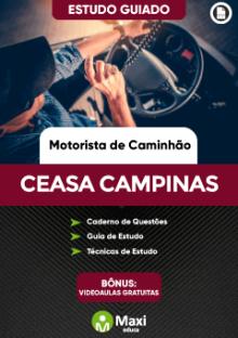 Concurso das Centrais de Abastecimento de Campinas S.A. - CEASA - CAMPINAS