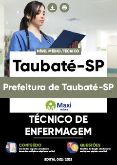 Apostila Digital em PDF da Prefeitura de Taubaté-SP