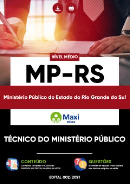Técnico do Ministério Público