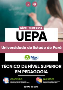 Técnico de Nível Superior em Pedagogia