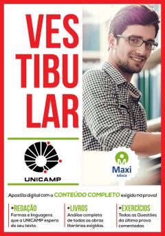 Apostila Digital Preparatória para Vestibular - UNICAMP