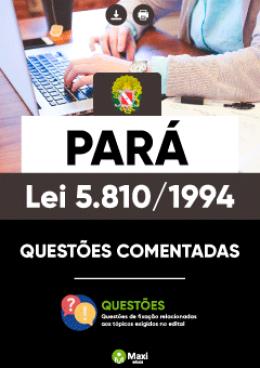 Lei 5.810/1994 - Pará