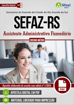 Assistente Administrativo Fazendário