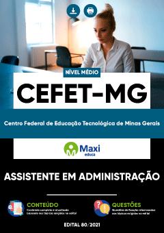 Apostila Digital em PDF do Centro Federal de Educação Tecnológica de Minas Gerais - CEFET-MG