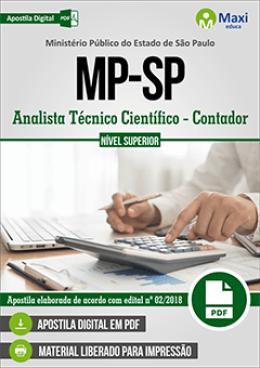 Analista Técnico Científico - Contador