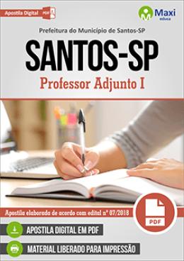 Professor Adjunto I