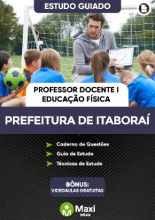 Concurso da Prefeitura de Itaboraí-RJ