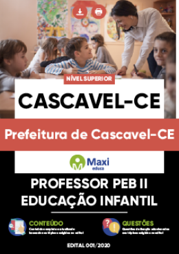 Professor PEB II - Educação Infantil