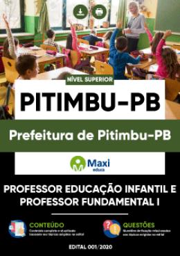 Professor Educação Infantil e Professor Fundamental I