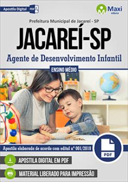 Agente de Desenvolvimento Infantil