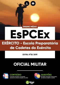 Apostila Digital em PDF da Escola Preparatória de Cadetes do Exército - EsPCEx