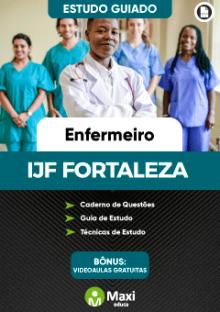 Concurso do Instituto Dr. José Frota - Prefeitura de Fortaleza-CE - IJF Fortaleza