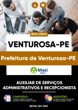 Auxiliar de Serviços Administrativos e Recepcionista