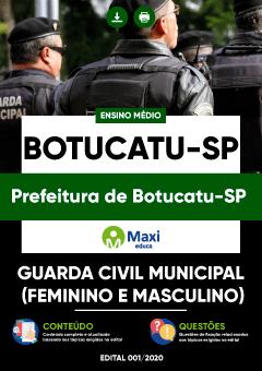 Apostila Digital em PDF da Prefeitura de Botucatu-SP