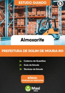 Concurso da Prefeitura de Rolim de Moura-RO