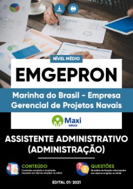 Assistente Administrativo (Administração)