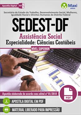 Assistência Social - Especialidade: Ciências Contábeis