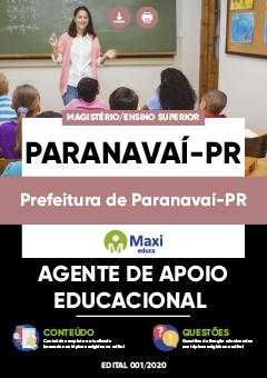 Apostila Digital em PDF da Prefeitura de Paranavaí-PR