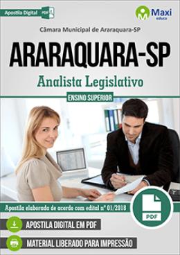Analista Legislativo