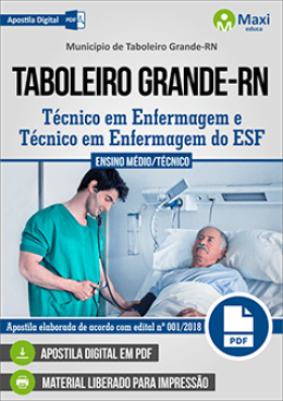 Técnico em Enfermagem e Técnico em Enfermagem do ESF