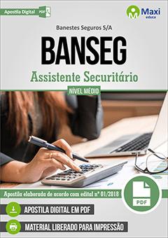 Apostila Digital em PDF do Banestes Seguros S/A - BANSEG