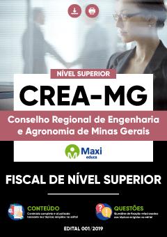 Apostila Digital em PDF do Conselho Regional de Engenharia e Agronomia de Minas Gerais - CREA-MG