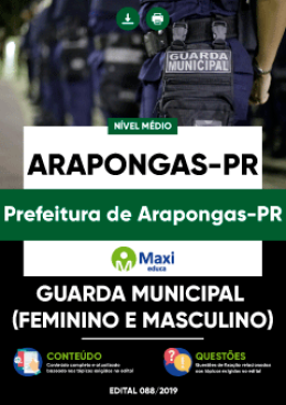 Guarda Municipal (Feminino e Masculino)