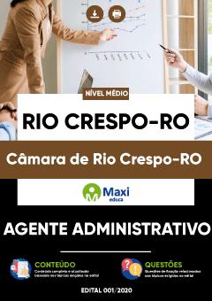 Apostila Digital em PDF da Câmara de Rio Crespo-RO
