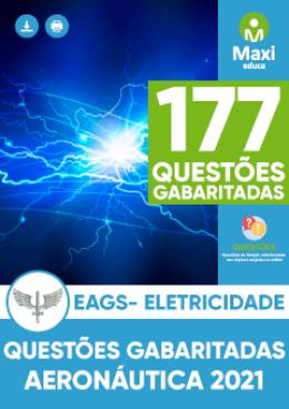 177 Questões Gabaritadas - EAGS - Eletricidade (2018 a 2020)