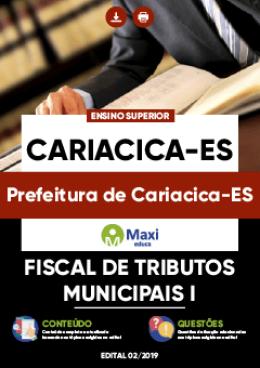 Fiscal de Tributos Municipais I