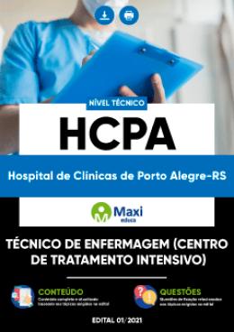 Técnico de Enfermagem (Centro de Tratamento Intensivo)