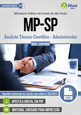Analista Técnico Científico - Administrador