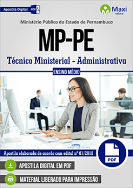 Técnico Ministerial - Administrativa