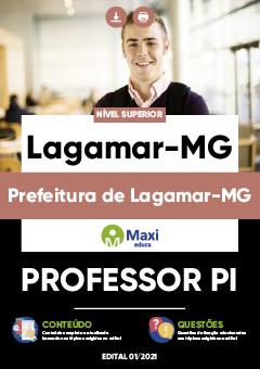 Apostila Digital em PDF da Prefeitura de Lagamar-MG