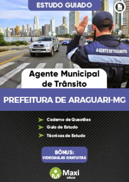 Estudo Guiado - Agente Municipal de Trânsito