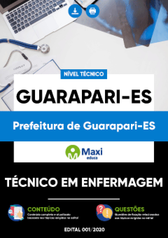 Apostila Digital em PDF da Prefeitura de Guarapari-ES