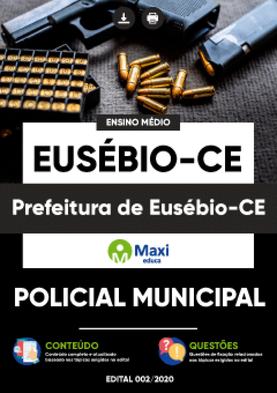 Apostila Digital em PDF da Prefeitura de Eusébio-CE