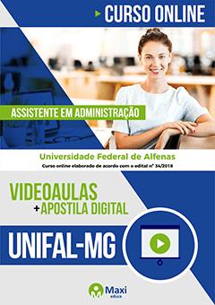 UNIFAL-MG - Universidade Federal de Alfenas