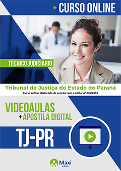 TJ-PR - Tribunal de Justiça do Estado do Paraná