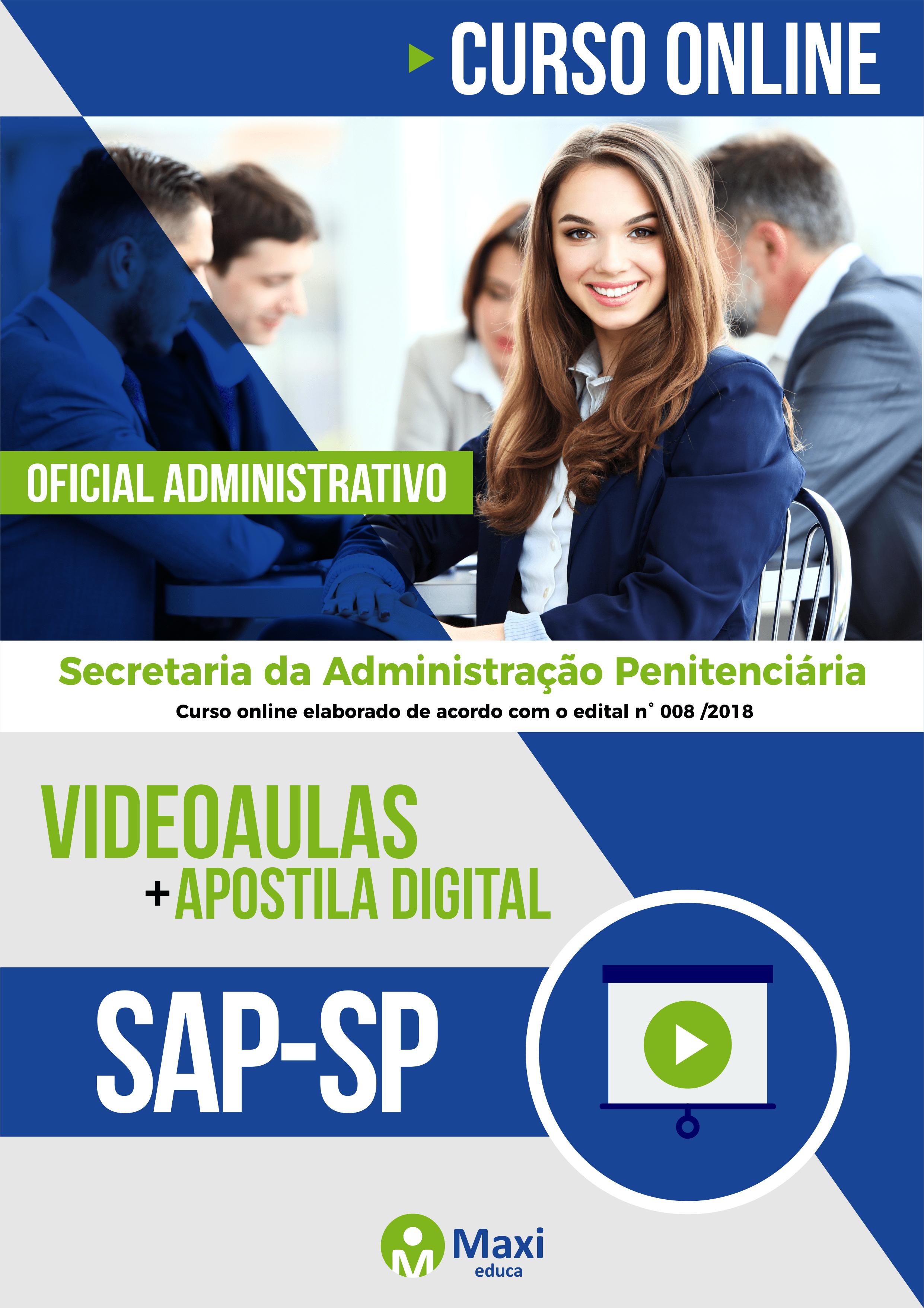 SAP-SP - Secretaria da Administração Penitenciária