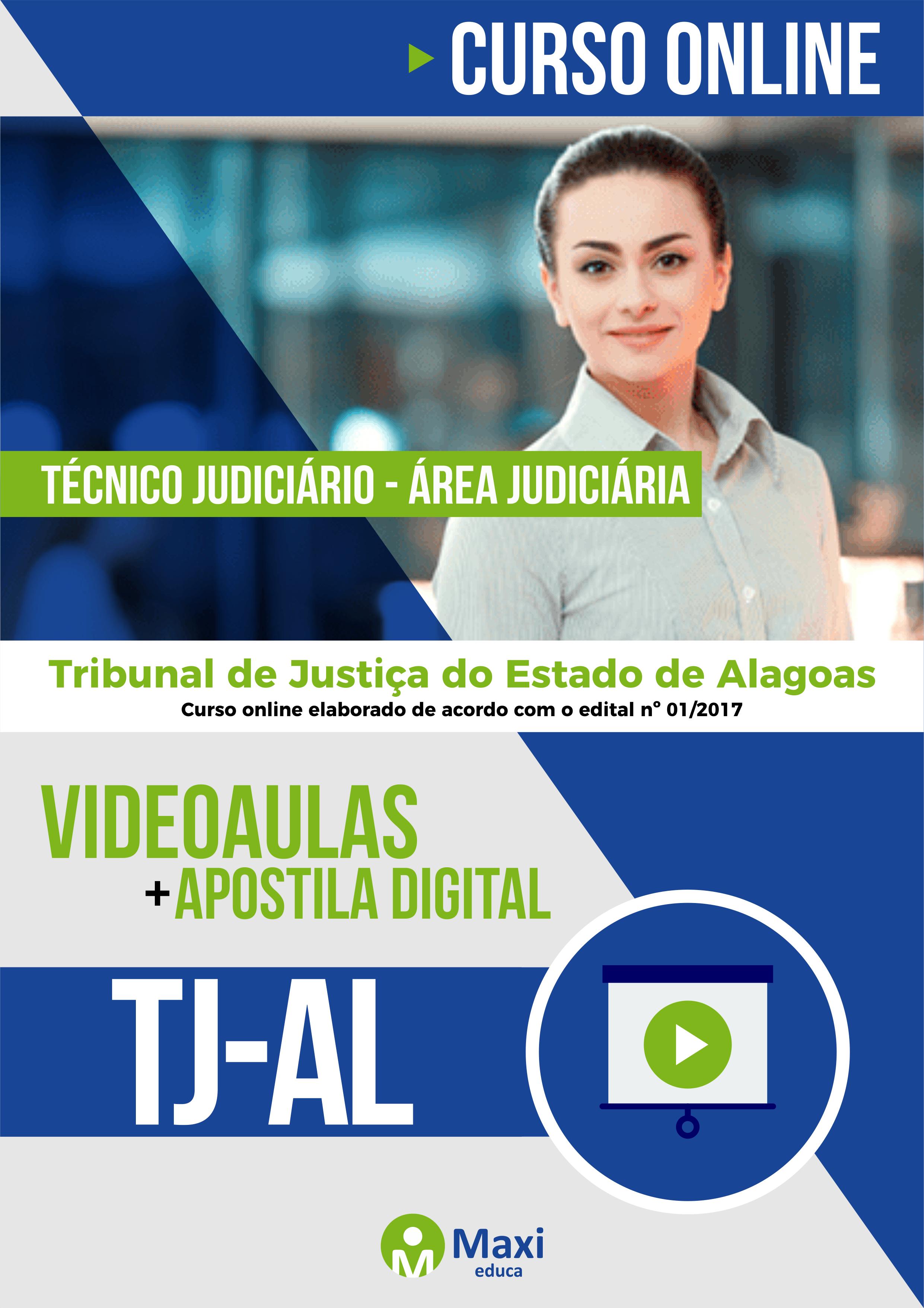 TJ-AL - Tribunal de Justiça do Estado de Alagoas