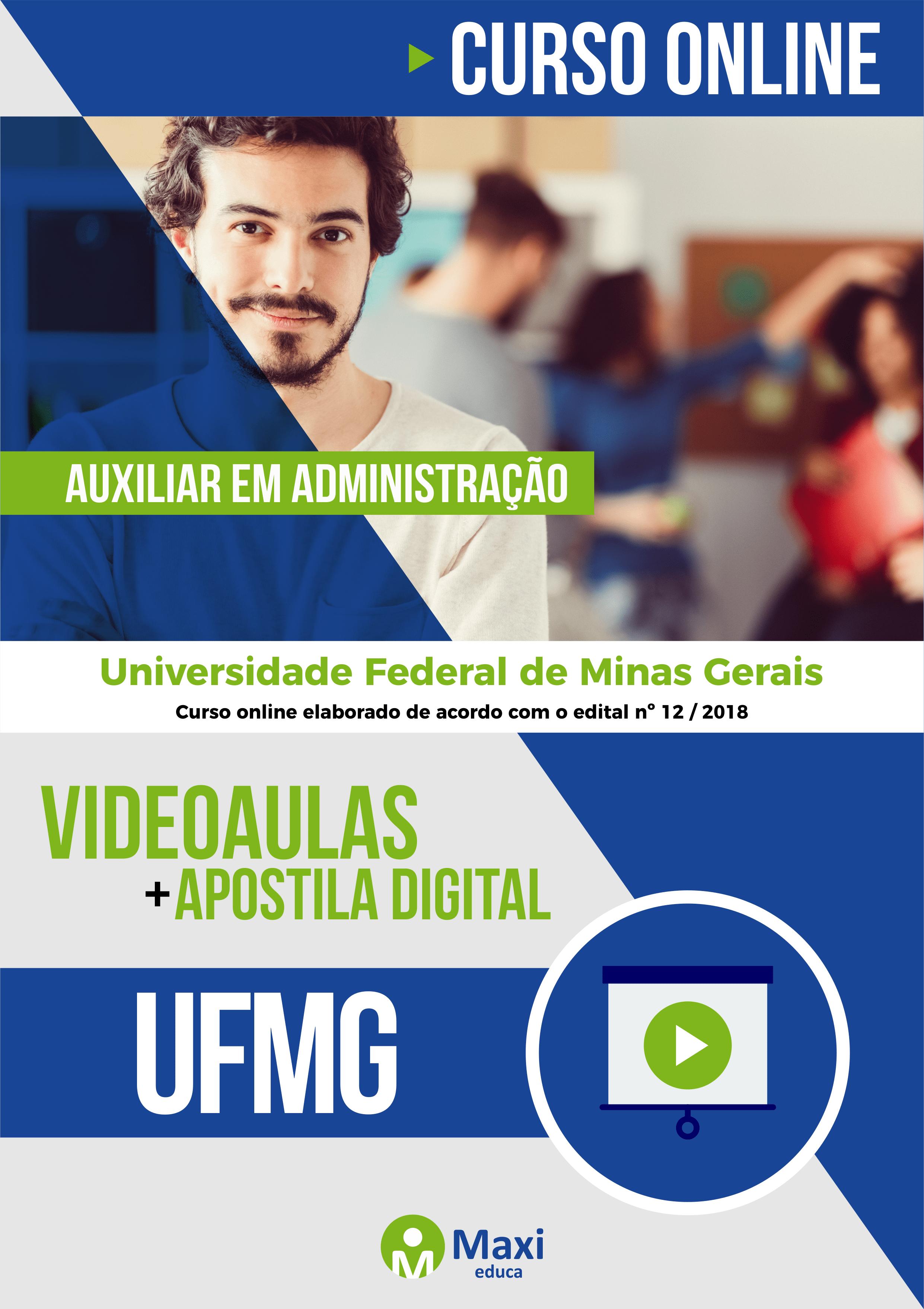 UFMG  - Universidade Federal de Minas Gerais