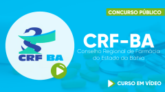 CRF-BA - Conselho Regional de Farmácia do Estado da Bahia
