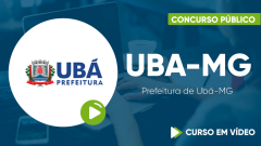 Curso Prefeitura de Ubá-MG