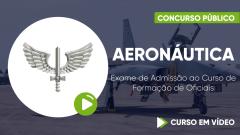 Curso do Exame de Admissão ao Curso de Formação de Oficiais da Aeronáutica